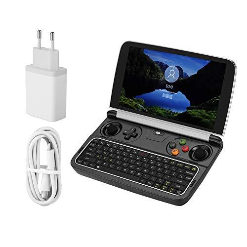 Huakii WIN2 Spielekonsolen-Tablet, Handheld-Tablet-PC 100-240V(256 GB EU-Stecker)