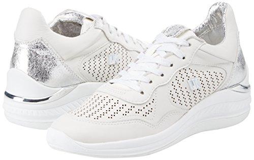 Lumberjack Weiß Sneaker Kym Damen White Ca001 qaqRpFrnwx