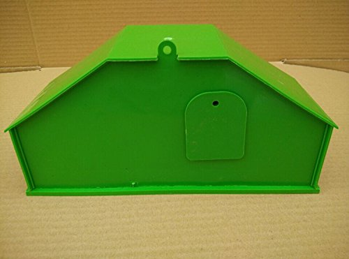 Bird Resistance To Aging House Hamster Plastic Breeding Box Toy For Small Animals.