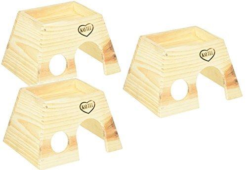(Super Pet Woodland Get-A-Way Medium House (3 Pack))