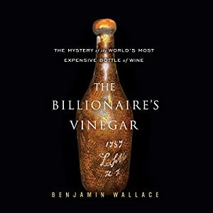 The Billionaire's Vinegar Audiobook