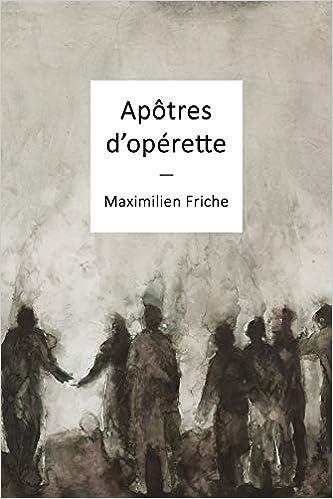 Couverture Apôtres d'opérette