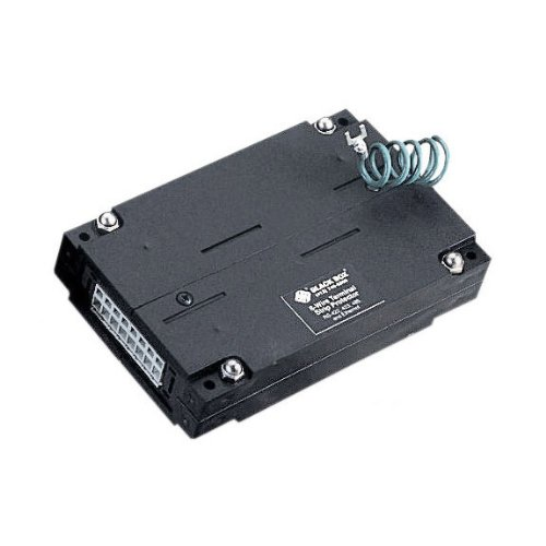 Black Box Quick-Connect Surge Protector, RS-422/ 485 and 10BASE-T, 8-Wire