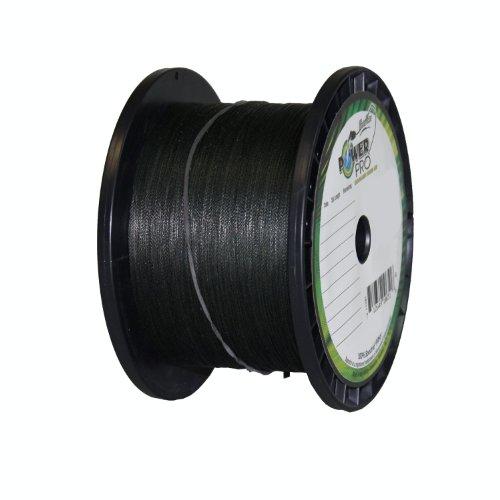 Power Pro 150 lbX1500 Yd Spool Mossy Green Braided line