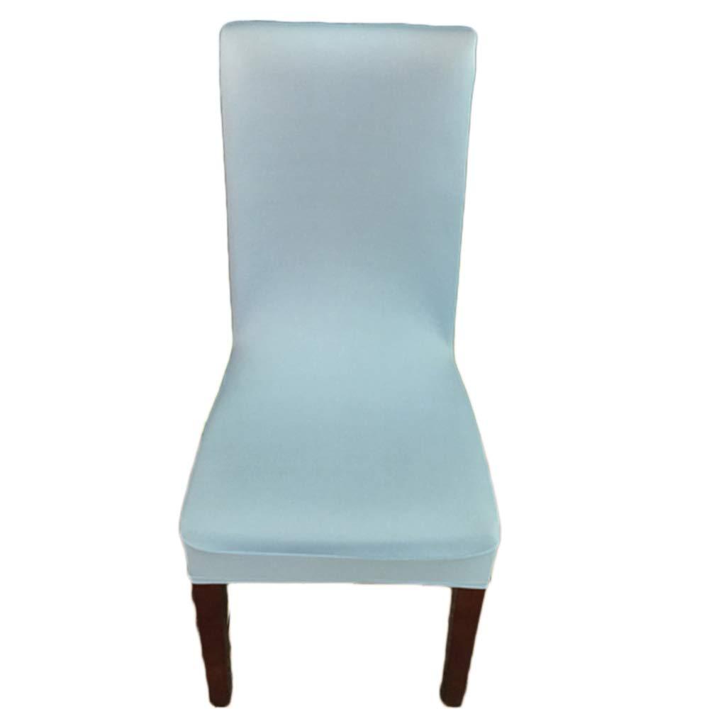 semi-package elastico sedia coperture protettive, elasticizzato rimovibile lavabile Covers sedia per sala da pranzo banchetto Standard Green JIALONGZI