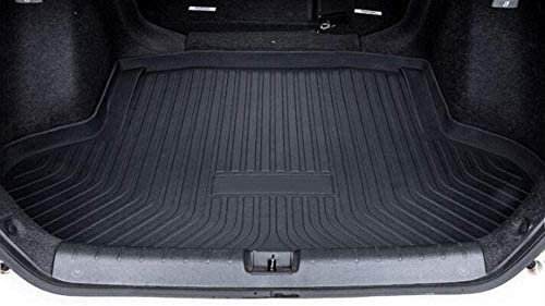 Xtremeauto Rear Waterproof Black Boot Trunk Liner Mat Accord Jazz e Civic CR-V HR-V