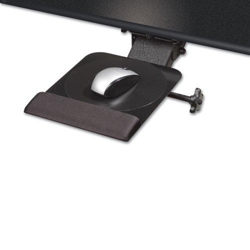 Kelly Computer Supply Dual Swivel Adjustable Mouse Platform, 9-1/2