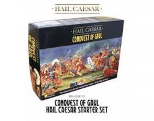 Hail Caesar: Conquest Of Gaul Starter Miniature Set