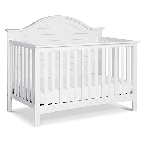 Carter's by DaVinci Nolan 4-in-1 Convertible Crib in White, Greenguard Gold Certified