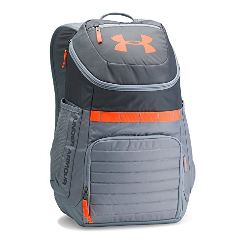 Under Armour Undeniable 3.0 Backpack, Rhino Gray/Steel, One Size by Under Armour