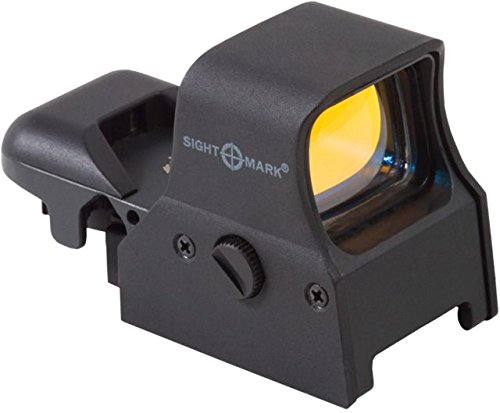 Sightmark Ultra Shot Reflex Sight Quick Detach Digital Switch