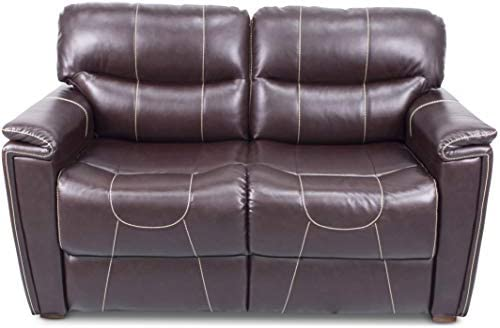 THOMAS PAYNE 380400 68 Tri-Fold Sofa in Jaleco Chocolate