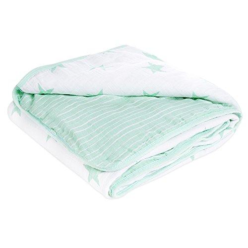 Aden And Anais Stroller Blanket Size - 7