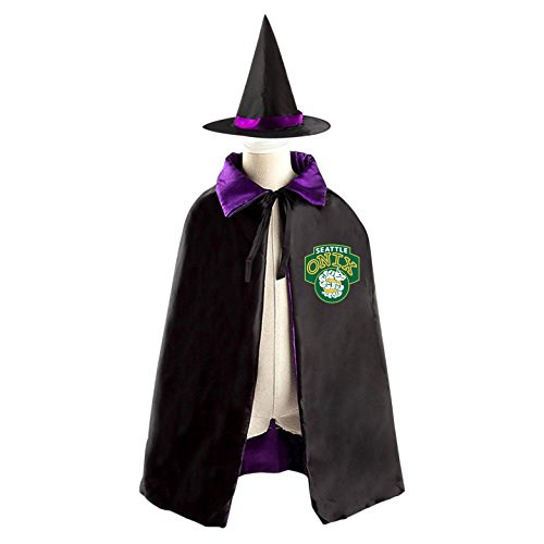 [SHSKX Kid Cape supersonics Onix Children's Cloak with Hat Halloween Costumes] (Sonic Halloween Costumes 1)