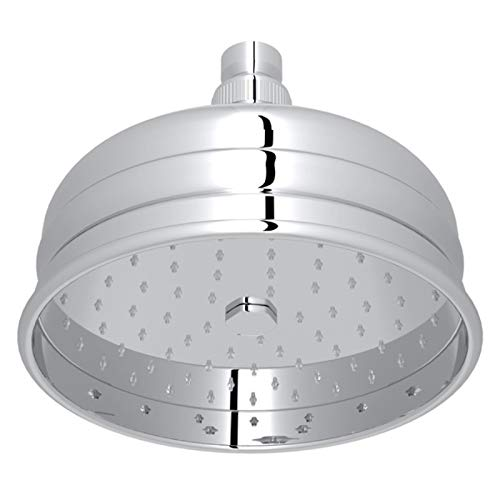 (Rohl 1027/8APC SHOWERHEADS, Polished Chrome)