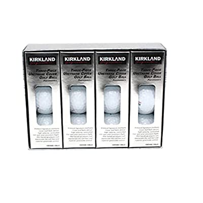 Kirkland Signature Three Piece Golf Ball - Single Sleeve (3 Balls)