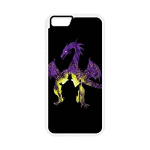 iPhone 6 4.7 Inch Cell Phone Case White EVIL TRANSFORMATION Xysyd