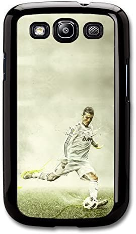 Amaf Accessories Cristiano Ronaldo Shooting Real Madrid Football Case For Samsung Galaxy S3 Amazon Ca Cell Phones Accessories