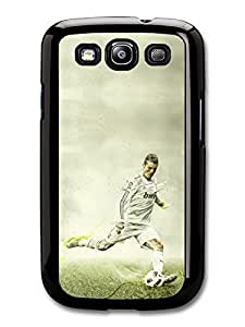 AMAF ? Accessories Cristiano Ronaldo Shooting Real Madrid Football case for Samsung Galaxy S3