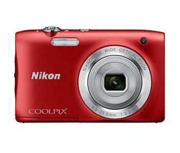 Nikon COOLPIX S2900 Digital Camera (Red) – International Version (No Warranty) Review