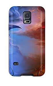MichaelTH MaYyAqH7567ADYgV Case Cover Galaxy S5 Protective Case Good Vs Bad