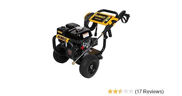 Amazon.com : DeWalt Professional 3400 PSI (Gas - Cold Water) Pressure Washer w/ Honda Engine - DXPW3425 : Garden & Outdoor