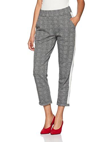 Mavi Femme Noir Jeans Jogging amp; Shorts Checked Pantalons rrq75wn1