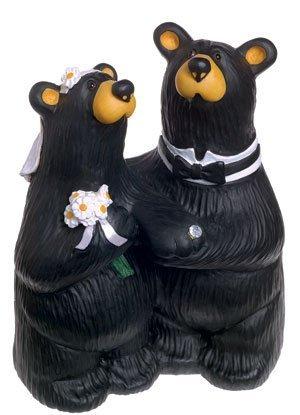 Bearfoots Bears Wedding Couple 30150369
