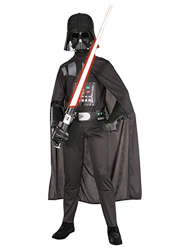 Rubie's Star Wars Child's Darth Vader Costume, Large
