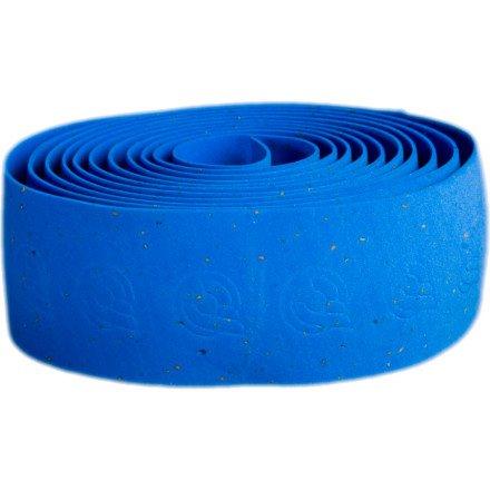 Cinelli Cork Ribbon Handlebar Tape, Blue