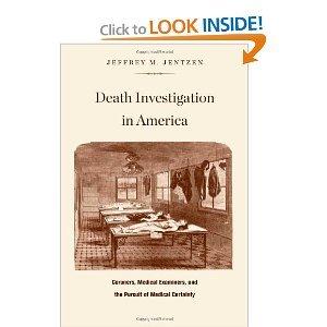 Read Online Death Investigation in America byJentzen pdf epub