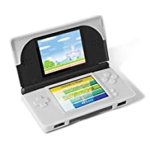 DS Lite Silicone Skin Case - Clear - Nintendo DS Standard Edition