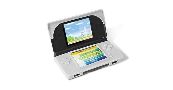 Amazon.com: DS Lite Silicone Skin Case - Clear: Video Games