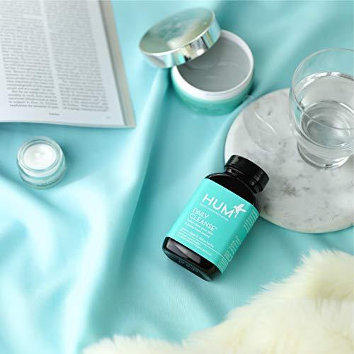 HUM Daily Cleanse - Skin & Body Detox with Organic Algae, 15 Herbs + Minerals (60 Vegan Capsules) by HUM (Image #7)
