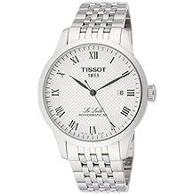 Tissot Men's Le Locle Powermatic 80 - T0064071103300 Silver/Grey One Size