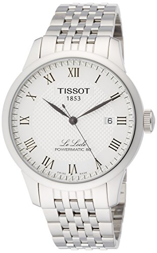 Tissot Men's Le Locle Powermatic 80 - T0064071103300 Silver/Grey One Size