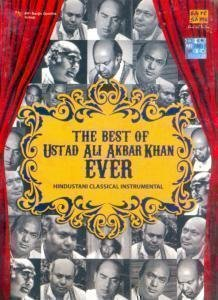 The Best Of Ustad Ali Akbar Khan Ever (5-CD Pack / Collector's Edition / Hindustani Classical Instrumental / Sarod)