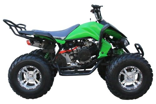 150CC Coolster ATV Fully Automatic Full Size - Great For Adults & Juniors - ATV-3150CXC - Single cylinder - 4-stroke - Air-cooled by SaferWholeSale