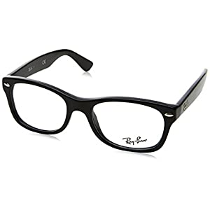 Ray Ban Junior RY1528 Eyeglasses-3542 Black-46mm