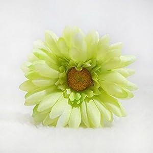Nyalex Home Silk Gerbera Daisy Flower Wedding Party Garden Decoration Artificial Sunflower African Bouquet Plants Room Decor 66