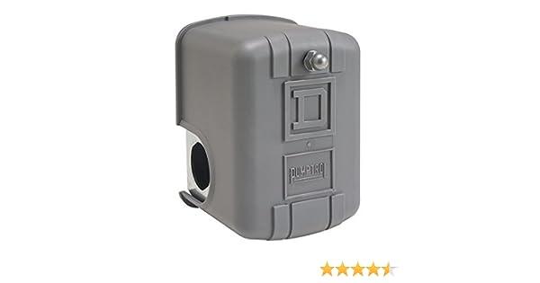 Amazon.com: Square D 9013FSG2J20 Water Pump Pressure Switch, 20/40 PSI: Industrial & Scientific
