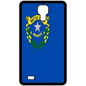 Nevada NV State Flag Black Samsung Galaxy S4 i9500 Cell Phone Case - Cover