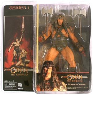 Conan The Barbarian: Series 1 Pit Fighter Conan 7-inch Action Figure