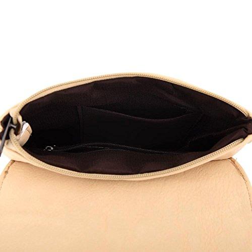 Bag Body Proof Water Beige Buckled Beige Cross Diva Haute For wqaTx0p0P