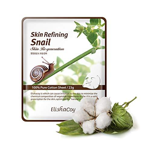 Elishacoy Skin Refining Snail Mask