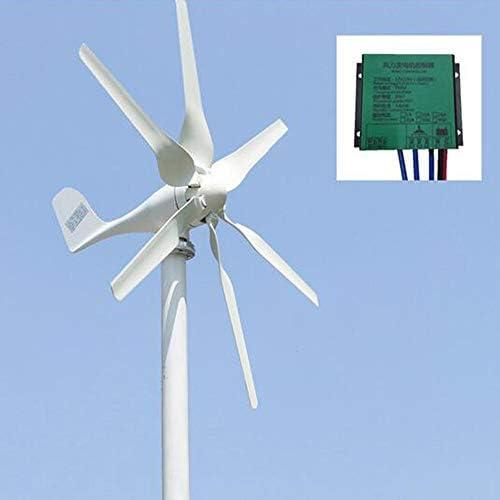 MEIGONGJU Neu entwickelte Windturbine 800w 12v 24v Generator mit 6 Blades Freien PWM-Controller für den Heimgebrauch