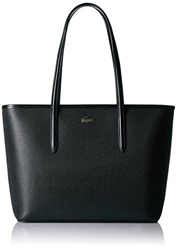 Lacoste Chantaco Medium Zip Shopping Bag by Lacoste