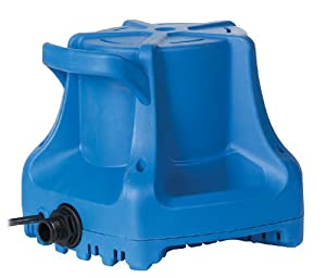 3. Little Giant APCP-1700 Automatic Swimming Pool Cover Submersible Pump, 1/3-HP, 115V