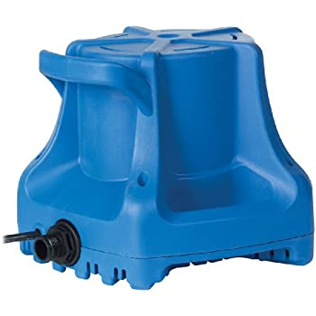 Coverblast pool winter cover pump attachment for Pool garden outlet
