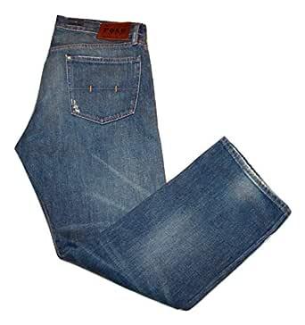 Polo Ralph Lauren Classic 867 Jeans - Azul - 31W x 32L: Amazon.es ...